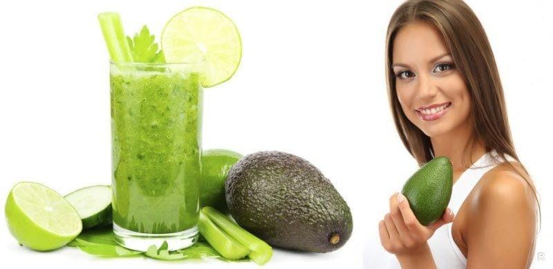 Авокадо для похудения