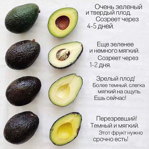 kak vibrati avocado