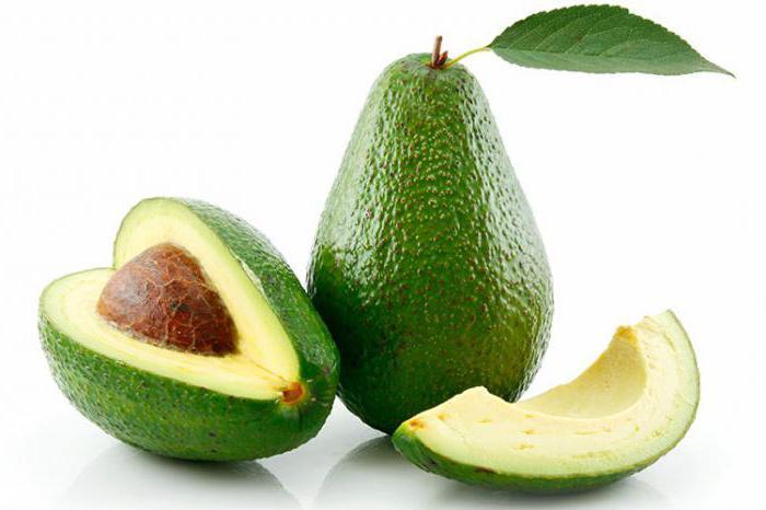 Полезные свойства авокадо для женщин