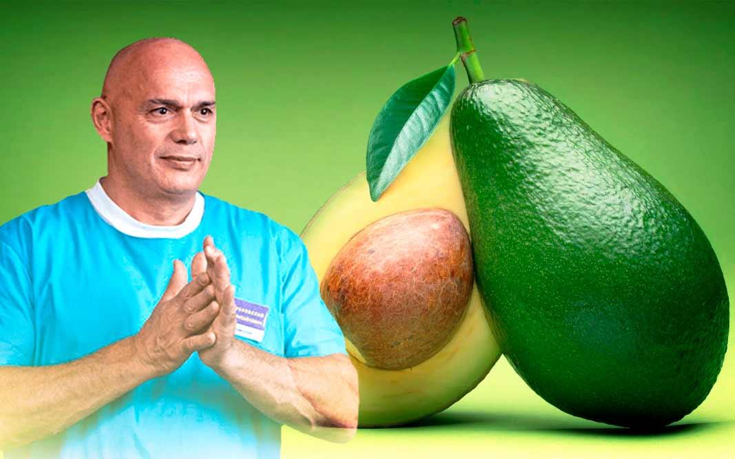 Чем полезно авокадо для мужчин